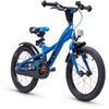 s'cool XXlite 16 - Vélo enfant - alloy bleu